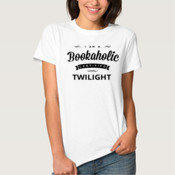 Bookahlic - t-shirt - Women's Hanes Soft Feel White T-Shirt 2